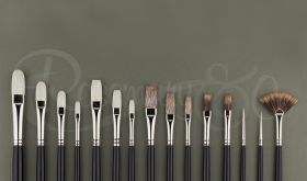 THE ALLA PRIMA OIL BRUSH SET