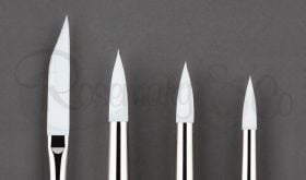 THE VLADISLAV YELISEYEV BRUSH SET (4 PIECE)
